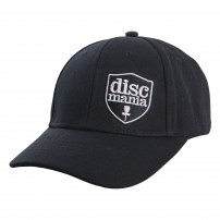 DM_Cap_2018_Curved_Black