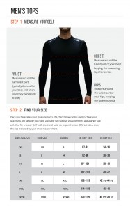 DUDE-Size-chart---Mens-Tops