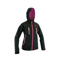 DWTJAC01-WOMENS-CADDY-JACKET--Black-Hot-Pink
