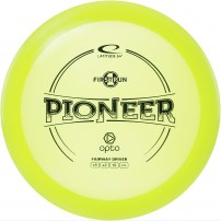 Pioneer First Run Yellow
