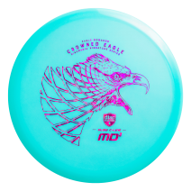 "Discmania ""Crowned Eagle""-Eagle McMahon Colour Glow C-line MD3"